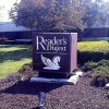 Reader's Digest sign