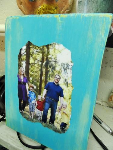 Custom Portrait: The Mann Family - AmandaFormaro.com
