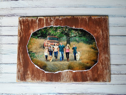 Custom Portraits on Wood - AmandaFormaro.com
