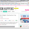 CraftsbyAmanda.com mentioned on HGTV Design Happens