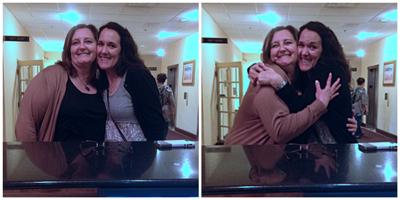 Me and Jen at CHA