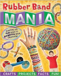 Rubber Band Mania by Amanda Formaro