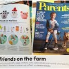 Amanda Formaro of Crafts by Amanda In Parents Magazine: March 2015