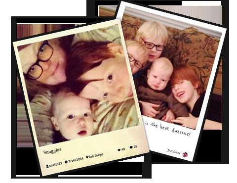 Social Media Snapshots - HP