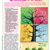 Amanda Formaro's Four Season Button Tree Woman's World Magazine Feature